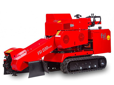 FSI D30 Track Stump Cutter